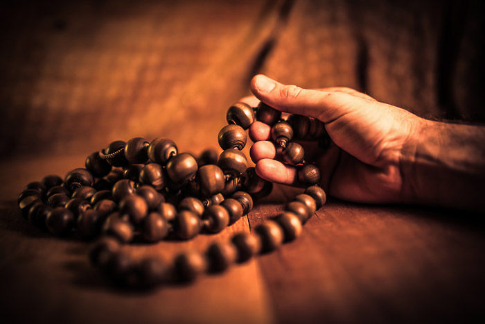 Hare Krisna mantra meditáció