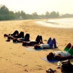 Zöld jóga Indiában